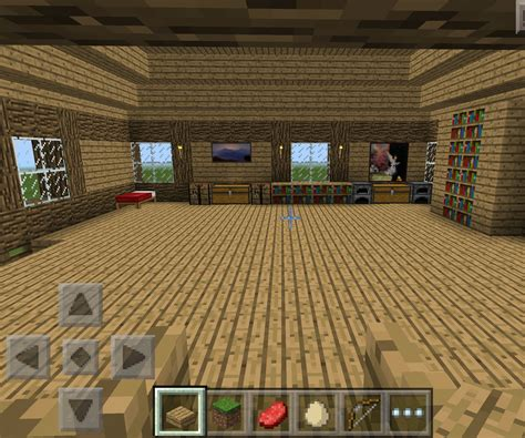 minecraft house  steps instructables