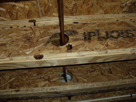Engineered Floor Joist Home Depot by Engineered Floor Joists For Trusses Wood Floor Types And
