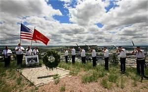 Ceremony Commemorates Yellowstone Kelly39s Life