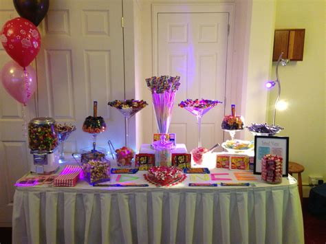 up decorations uk 50th birthday sweet table rianos maidstone