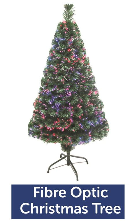 kasco colour changing led 2 6 ft fibre optic christmas tree fibre optic colour changing green tree 2ft 3ft 4ft 5ft 6ft ebay
