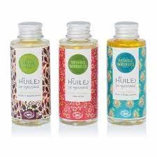Coffret De Massage Nature Et Decouverte : 3 huiles de massage voyages immobiles de nature et ~ Premium-room.com Idées de Décoration
