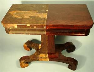 Hoy to antique wood furniture in some easy ways for Antique furniture restoration