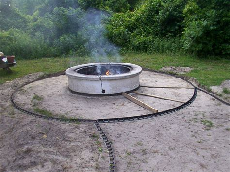 Diy Brick Fire Pit Make Your Own Fire Pit At Home