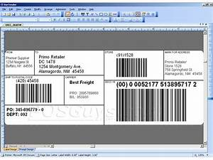 seagull bartender label creation barcode label software With bartender barcode label software