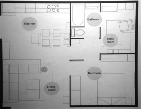 ikea kitchen floor plans ikea small space floor plans 240 380 590 sq ft my 4532