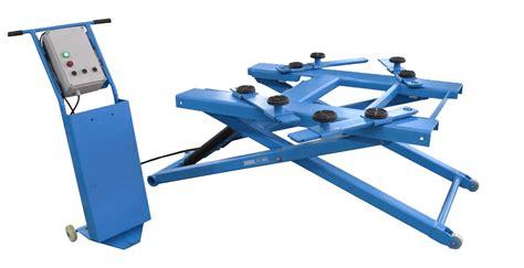 pont ciseaux mobile 2 8t automatique 224 d 233 verrouillage