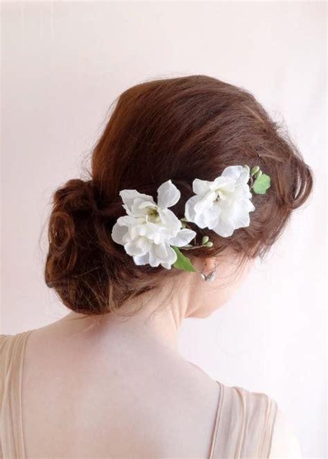 flower hair accessories bridal hair clip  weddbook