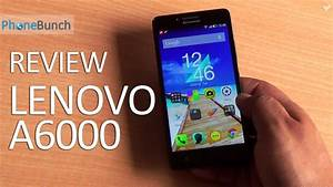 Lenovo A6000 Full Review