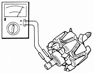Ford Alternator 3 Wire Voltmeter Diagram