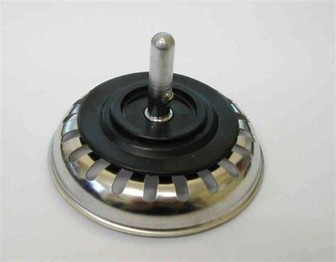 basket strainer kitchen sink plug mcalpine bwstss top