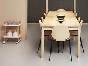 Buy, The, Normann, Copenhagen, Block, Side, Table, At, Nest, Co, Uk