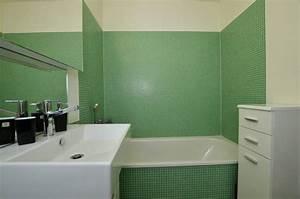 Feuchtraumtapete Fürs Bad : farbe f r badezimmer bad streichen ist spezielle farbe im badezimmer notwendig obi farbe f r ~ Sanjose-hotels-ca.com Haus und Dekorationen