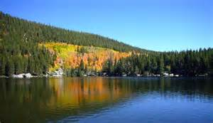 Big Bear Lake CA Summer