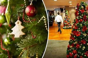 Christmas banned from the workplace in fear of offending ...