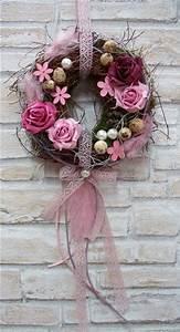 Rosen Für Türkranz Basteln : die besten 25 lila rosen ideen auf pinterest lila rose ~ Lizthompson.info Haus und Dekorationen