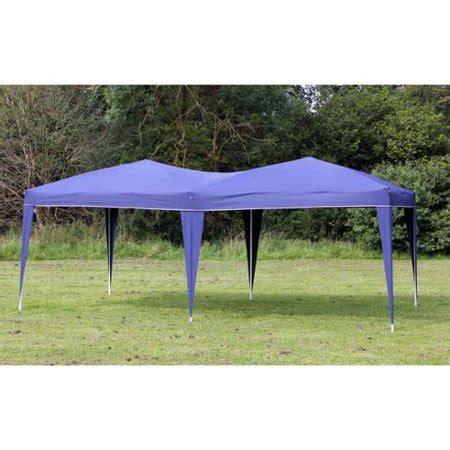 palm springs blue pop  ez set  canopy gazebo party tent walmartcom