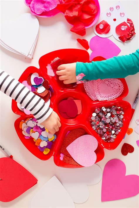 Crafty kids will love making homemade valentine cards for their friends and loved ones. 5 Tips for Making Handmade Kids Valentine Cards   Design ...