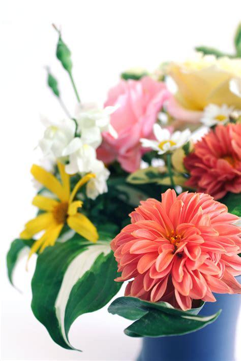 Tulpenstrauß In Vase by Blumenstrau 223 Vase Kostenlose Bilder Titania Foto