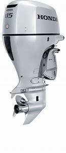 Honda Bf115 Outboard Engine