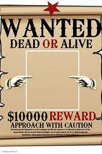 wanted template postermywall With wanted dead or alive poster template free