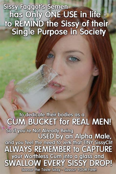 black cock cum bucket sluts