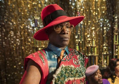 Billy Porter Shares Pose Sex Scene Photo
