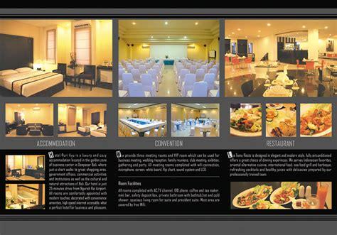 hotel puri ayu denpasar bali city hotel  mice brochure