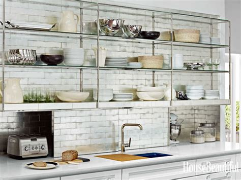 25+ Open Shelving Kitchens  The Cottage Market