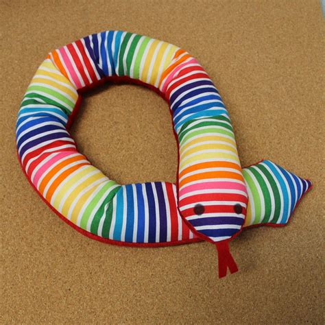 weighted sensory snake fairfield world craft projects