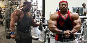Road To Mr  Olympia 2018  Dexter Jackson Is In Full Beast