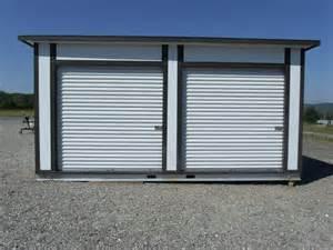 Prefab Metal Storage Building Kits