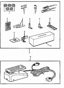 Kenmore Kenmore Sewing Machine Parts