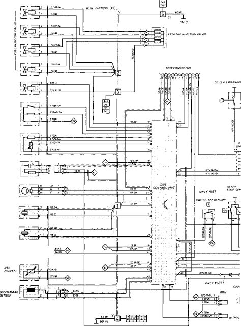 Porsche 944 Wiper Motor Wiring Diagram by 1982 Porsche 928 Wiring Diagram Porsche Auto Wiring Diagram