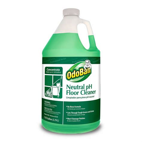 odoban odor concentrate earth disinfectant neutral ph