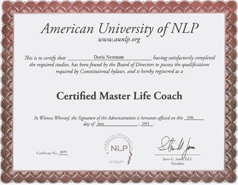 Become A Certified Life Coach In No Time! …and For A Lot