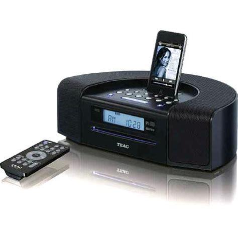 desk radio cd player teac sr l250i b hi fi table radio black sr l250ib b h photo