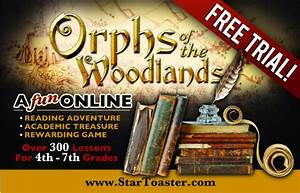 Orphs Of The Woodlands Review | Weiser Academy
