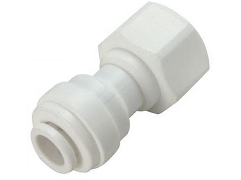 """Garden Tap Connector 3/4"""" BSP to 1/4"""" Push Fit Water"""