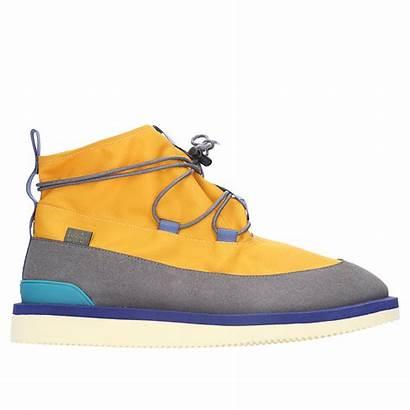 Leon Dore Aime Suicoke Hobbs Boot Yellow
