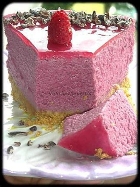 recette dessert fruits rouges recette de bavarois aux fruits rouges par isma