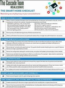 Smart Home Team : free smart home checklist ~ Markanthonyermac.com Haus und Dekorationen