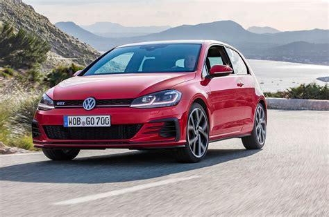 volkswagen gti 2018 volkswagen golf gti european spec automobile magazine