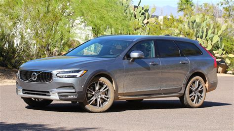 2017 Volvo V90 Cross Country First Drive Like An Suv But