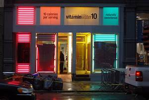 Pop Up Store : nyc vitamin water popup store opening friday psfk ~ A.2002-acura-tl-radio.info Haus und Dekorationen