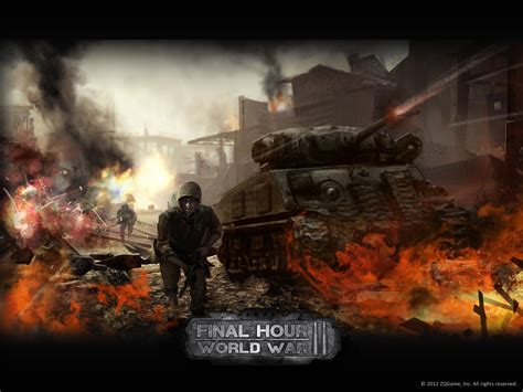 fonds decran de final hour world war ii