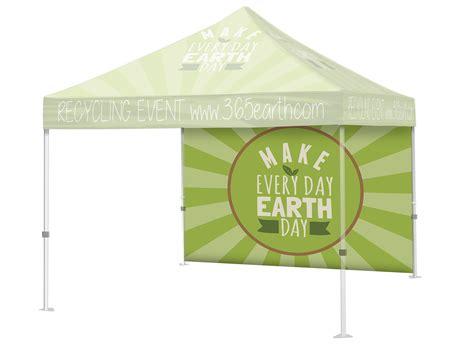 custom canopy tents elite graphics apparel event tent walls