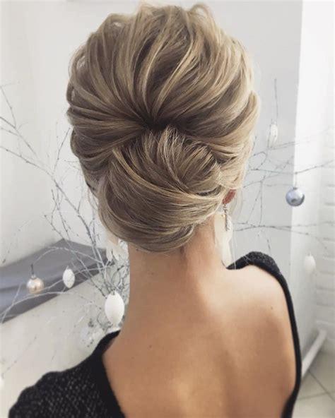 The Most Romantic Bridal Updos Wedding Hairstyles   发型