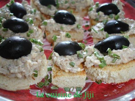 canapé froid salé canapés aux rillettes de sardines la cuisine de jiji