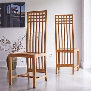 Kwad teak chair - Natural wood chair sale at Tikamoon